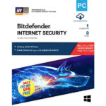 BitDefender Internet Security 3 Years