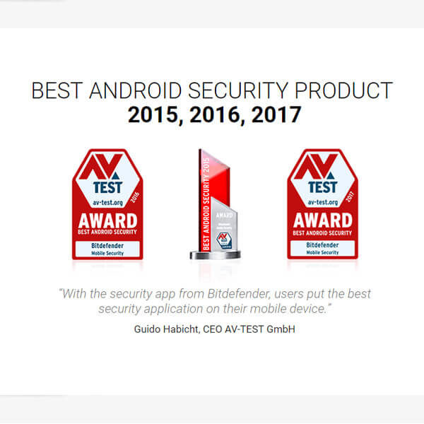 Best Android Security